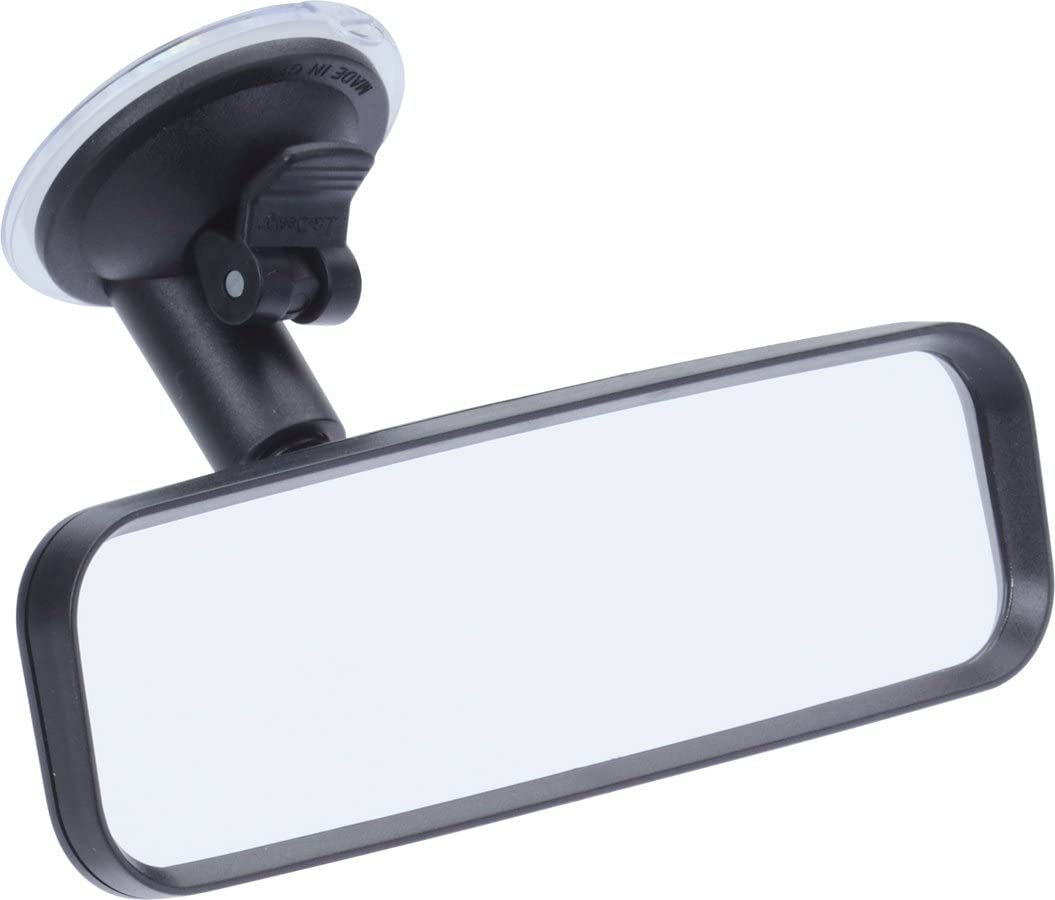 Glue On Universal Fit Rear View Mirror Compatible with Dune Buggy