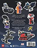 Ultimate Sticker Collection: LEGO Batman (LEGO DC Universe Super Heroes) (Ultimate Sticker Collections)