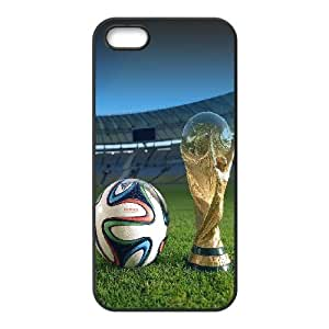 World Cup 2014 iPhone 4 4s Cell Phone Case Black Protect your phone BVS_627416