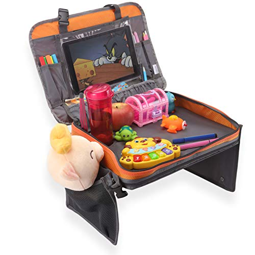 Kids Travel Tray Car