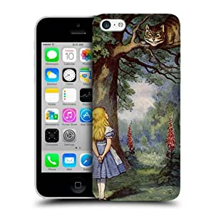 Case Fun Apple iPhone 6 (4.5) Case - Vogue Version - 3D Full Wrap - 3D Full Wrap - Alice in Wonderland Cheshire Cat