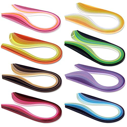 Scrapbooking Quilling Strips