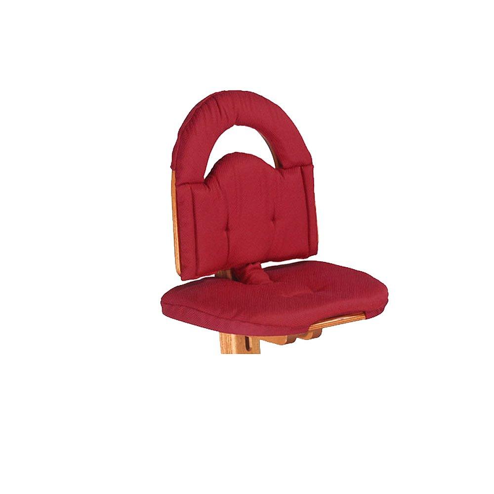 Marvelous Svan Svan High Chair Cushion   Red