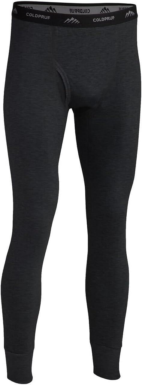 ColdPruf Men's Performance Base Layer Pant, Black, X-Large