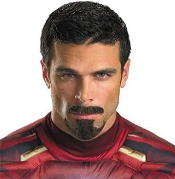 Iron Man 2 (2010) Movie - Tony Stark Facial Hair
