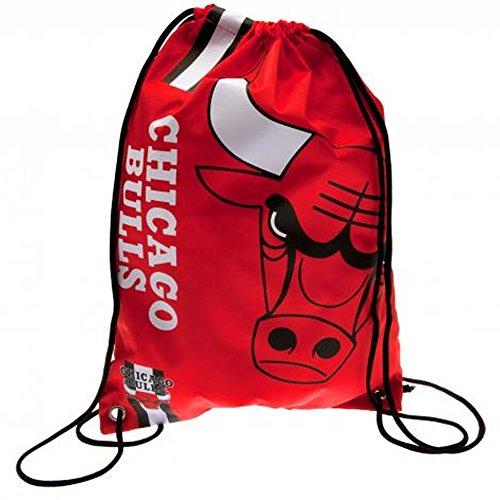 Chicago Bulls NBA Basket Sportbeutel Beutel Sporttasche Sport Zaino Gym tasche