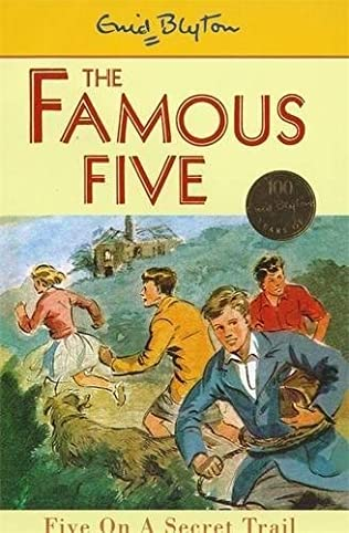 book cover of Five On a Secret Trail