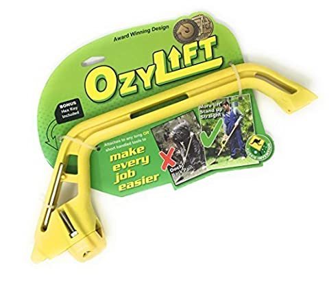 MaxiLift OzyLift Tool Handle for Long and Short Handle Tool Heavy Duty Plastic (Snow Rakes Roof Plastic)