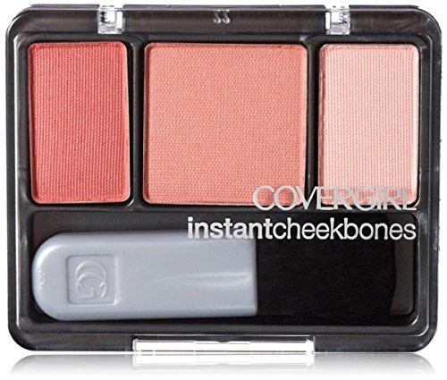 CoverGirl Instant Cheekbones Contouring Blush, Refined Rose [230] 0.29 oz