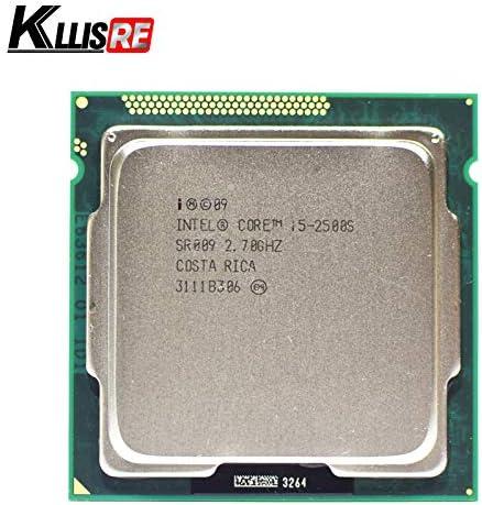 MAO YEYE Intel Core i5 2500S 2.7GHz Quad-Core 6M 5GT//s Processor SR009 Socket 1155 CPU