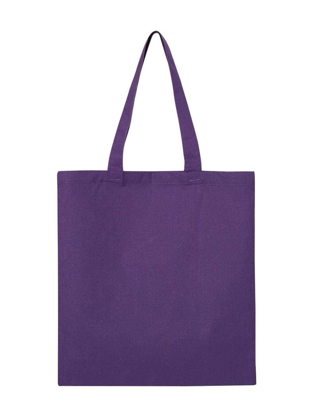 Valubag QTB Mens Economical Tote Bag Purple One Size