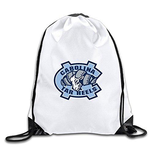 Franklin North Carolina Tar Heels (Fashion North Carolina Tar Heels Logo Drawstring Backpack)