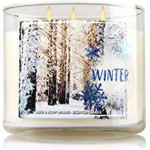 Bath & Body Works, 3-Wick Candle, Winter