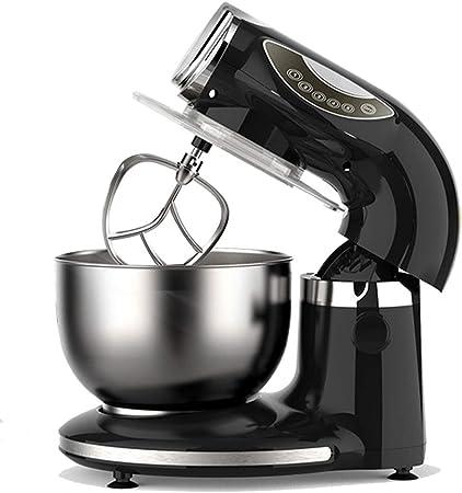 Batidoras Amasadoras Batidora de Pie, Robot de Cocina 1000W, 5.5L de Capacidad, 5 Niveles de Velocidad, Libre de Bpa: Amazon.es: Hogar