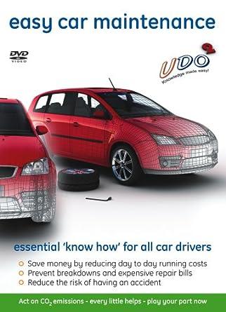 Basic Car Maintenance >> Amazon Com Basic Car Maintenance Dvd Steelbook Edition