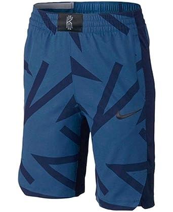 "0b71b591c4173 Nike Boys Flex Kyrie Hyper Elite 8"" Basketball Shorts (X-Small, Binary"