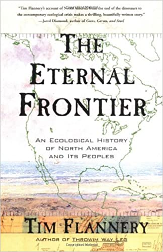 Tim Flannery - The Eternal Frontier Audiobook Free Online