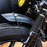 Motorcycle Front Fender,LILSIS Universal Mud Flap