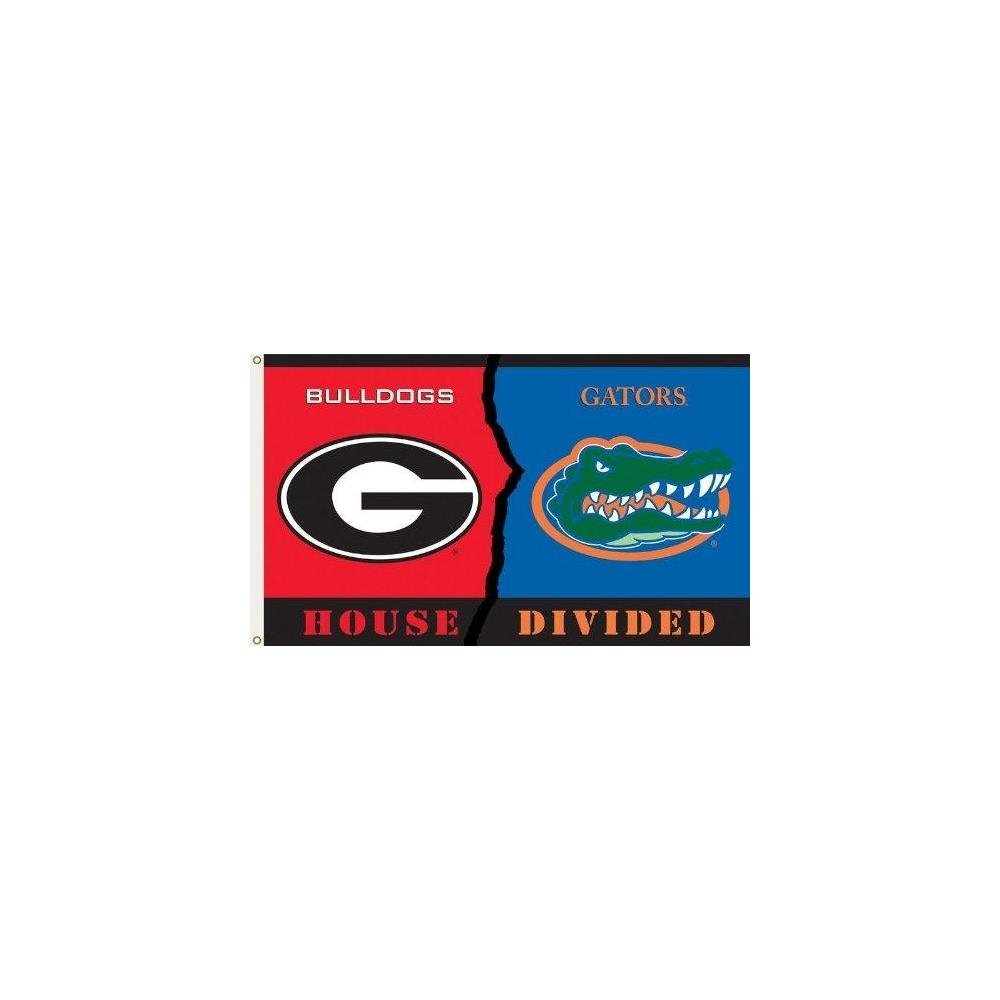 NCAA Georgia - Florida 3-by-5 Foot Flag with