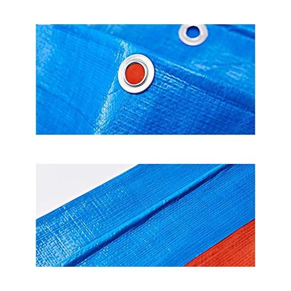 Telo di copertura antipioggia per esterni, multiuso, copertura per tenda, telo impermeabile, tenda da campeggio… 6 spesavip