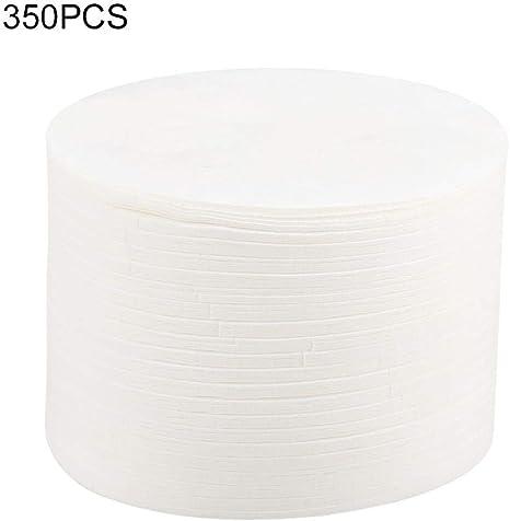 Filtro de caf/é Filtro Para Cafetera Filtros redondos de malla desechables de reemplazo de 350 piezas Papeles compatibles con Aeropress Coffee Maker