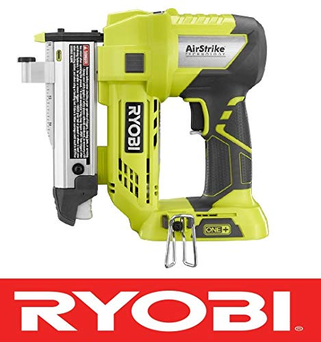 Ryobi One+ 18v Volt Air Strike 23 Gauge Cordless Pin Nailer P318 (Certified Refurbished)
