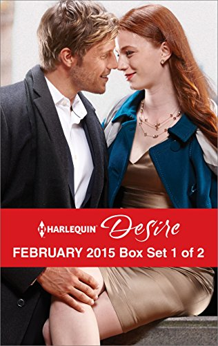 book cover of Harlequin Desire February 2015 - Box Set 1 of 2