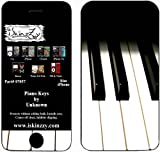 Piano Iphone & iphone 3G Skin Cover