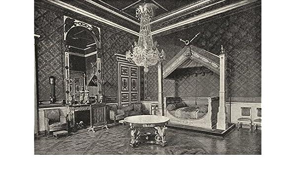 Amazon.com: OISE. Compiègne. Ancienne Chambre a Coucher de L ...