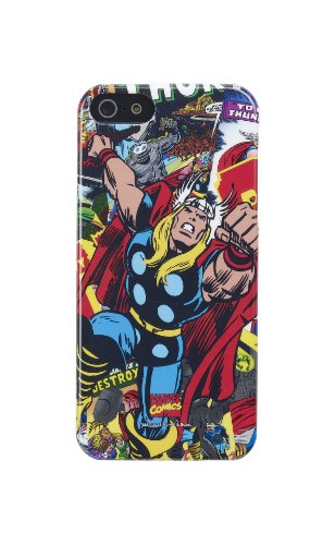 Anymode Marvel Comics Thor Hard Case for Apple iPhone 5 (Captain Kirk Outfit)
