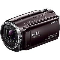 Sony Full HD video camera HANDYCAM (Handycam) 32GB memory built-in Bordeaux Brown HDR-CX670-T
