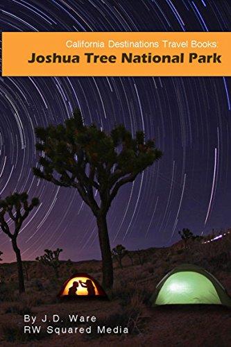 California Destinations Travel Books: Joshua Tree National (Pewter Rock)