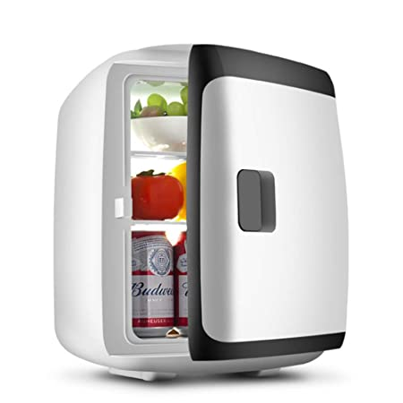 HM&DX Mini Frigorífico Refrigerador Y Calentador,Coche Inicio ...