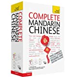 Complete Mandarin Chinese Book/CD Pack: Teach Yourselfby Elizabeth Scurfield