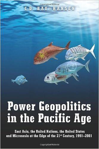 Book Power Geopolitics in the Pacific Age