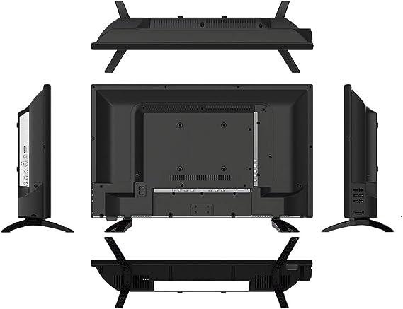 Televisor Led 25 Pulgadas Full HD Smart TV. Radiola LD25100KA, Resolución 1920 x 1080P, HDMI, VGA, WiFi, TDT2, USB ...