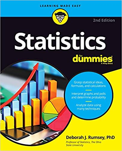 Amazon.com: Statistics For Dummies (For Dummies (Lifestyle ...