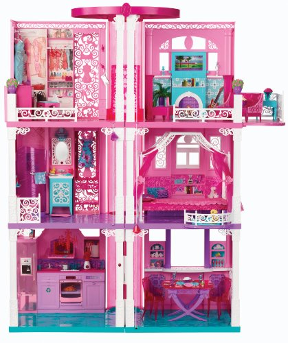 Barbie Dream House in The Uae