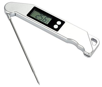 Termómetro digital plegable Minifamily® ideal para el hogar (para cocina, barbacoa