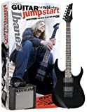 Ibanez IJX121 Jumpstart Electric Guitar Package - Black Night