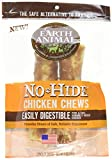 Earth Animal No-Hide Chicken Chews Large 7oz, 2-Pack Review