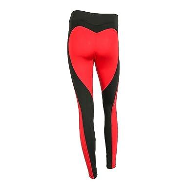 Juleya Leggings de Fitness Pantalons de survêtement de l amour des Femmes  Pantalons de Sport 50f201fae2c