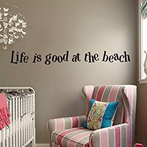 518dQCMcAIL._SS300_ Beach Wall Decals and Coastal Wall Decals