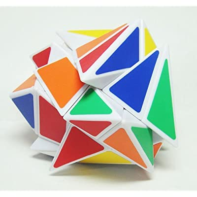 Y&J YJ Fluctuation Angle Puzzle Cube: Toys & Games