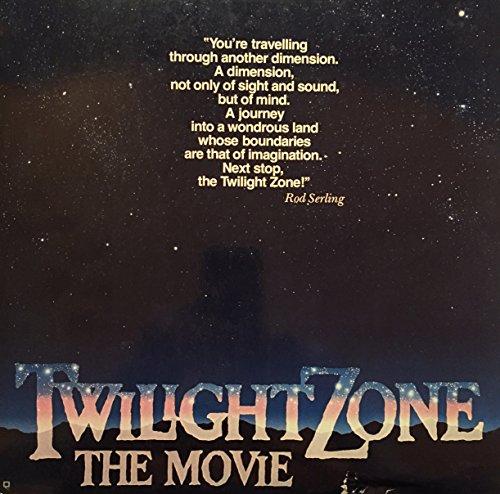 Twilight Zone The Movie Laserdisc 11314