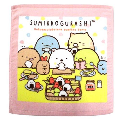 Sumikko Gurashi Wash Towel Bento 34x35cm SG12-B