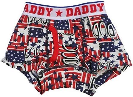 子供服 男の子 パンツ 男の子 トランクス アメリカンスター Daddy Oh Daddy