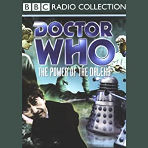 Doctor Who: The Power of the Daleks Radio/TV