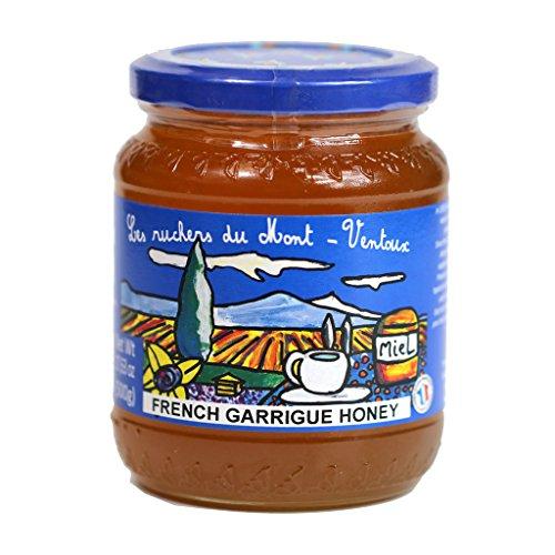 Provence Garrigue Honey, 17.6 oz (500g) by Les Ruchers du Mont-Ventoux