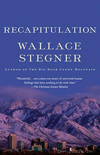 Recapitulation - Mountain Big Stegner Candy Rock
